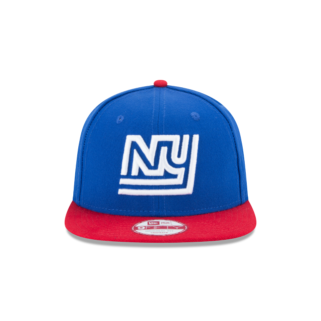 NEW YORK GIANTS HISTORIC 9FIFTY SNAPBACK Front view