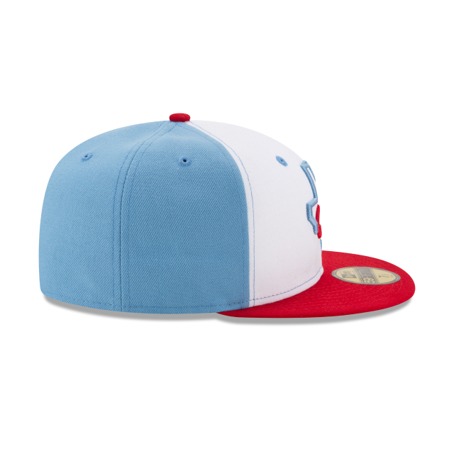 CORPUS CRISTI HOOKS AUTHENTIC COLLECTION 59FIFTY FITTED Right side view