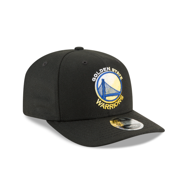 GOLDEN STATE WARRIORS ORIGINAL FIT 9FIFTY SNAPBACK 3 quarter right view