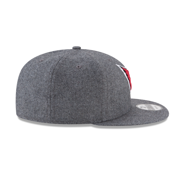 ARIZONA CARDINALS MELTON WOOL 9FIFTY SNAPBACK Right side view