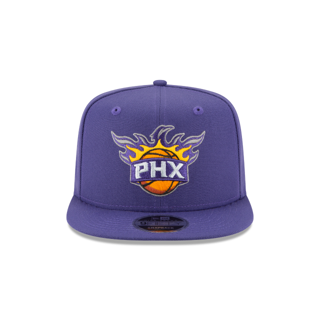 PHOENIX SUNS HIGH CROWN 9FIFTY SNAPBACK Front view