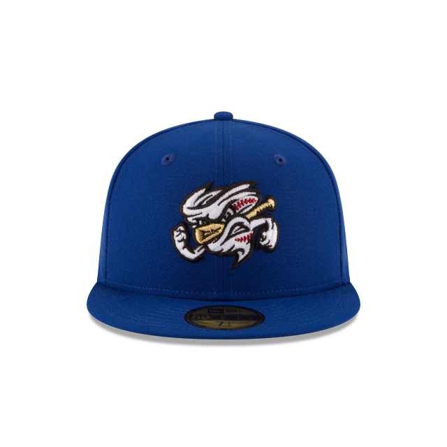 OMAHA STORM CHASERS AUTHENTIC COLLECTION 59FIFTY FITTED Front view