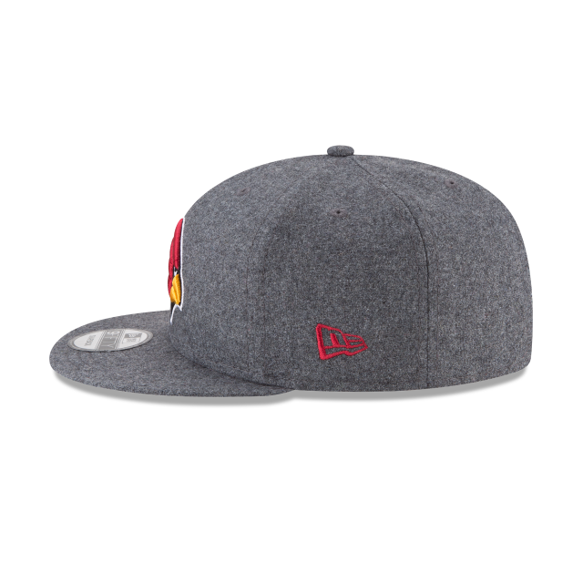 ARIZONA CARDINALS MELTON WOOL 9FIFTY SNAPBACK Left side view
