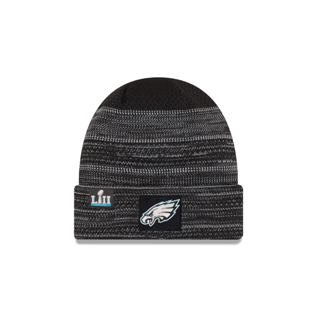 PHILADELPHIA EAGLES SUPER BOWL LII SIDELINE KNIT