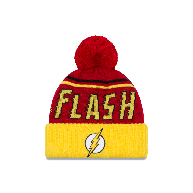 FLASH JUMBO CHEER KNIT Front view