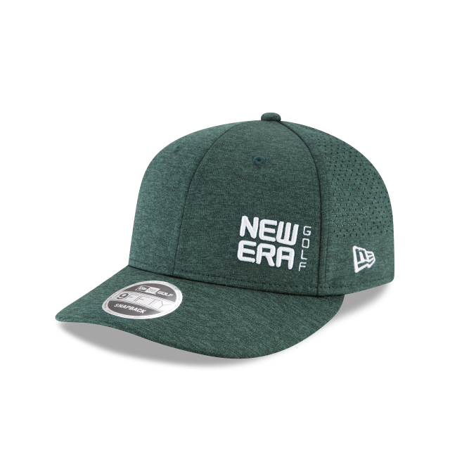 GREEN SHADOW TECH LOW PROFILE 9FIFTY SNAPBACK 3 quarter left view