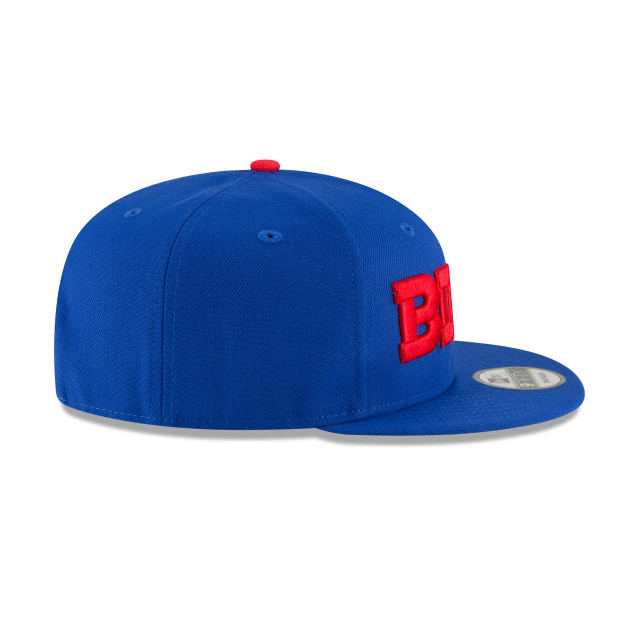 BUFFALO BILLS PINNED SNAP 9FIFTY SNAPBACK Right side view