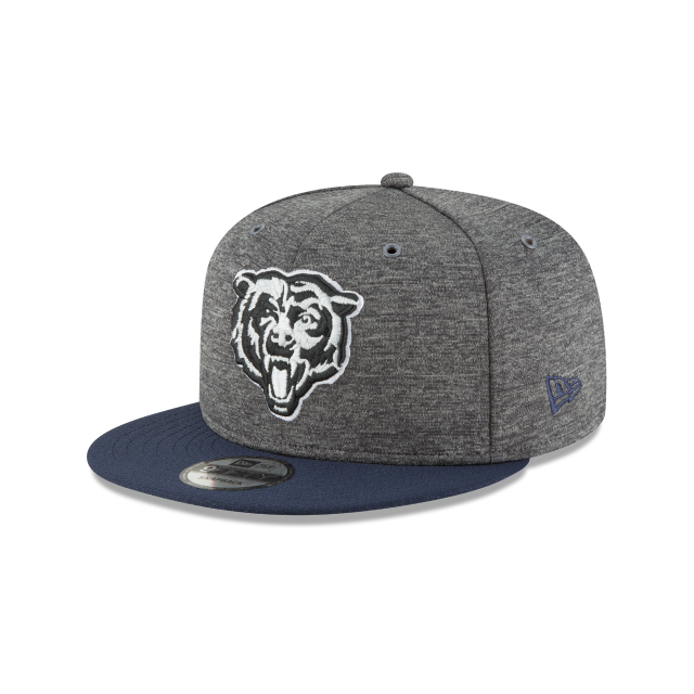 Chicago Bears Graphite Sideline Home 9fifty Snapback  9a73548185c9