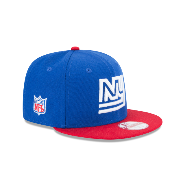 NEW YORK GIANTS HISTORIC 9FIFTY SNAPBACK 3 quarter right view
