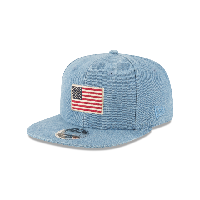 USA SEASONAL FLAG 9FIFTY SNAPBACK 3 quarter left view