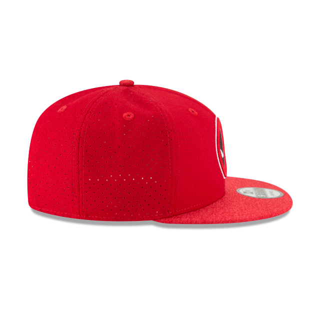 DEADPOOL PERFORATED 9FIFTY SNAPBACK Right side view