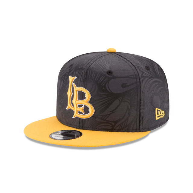 LONG BEACH STATE 49ERS LOS OTROS HISPANIC HERITAGE 9FIFTY SNAPBACK 3 quarter left view