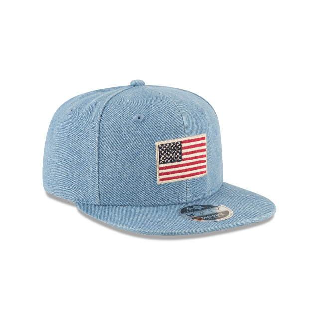 USA SEASONAL FLAG 9FIFTY SNAPBACK 3 quarter right view