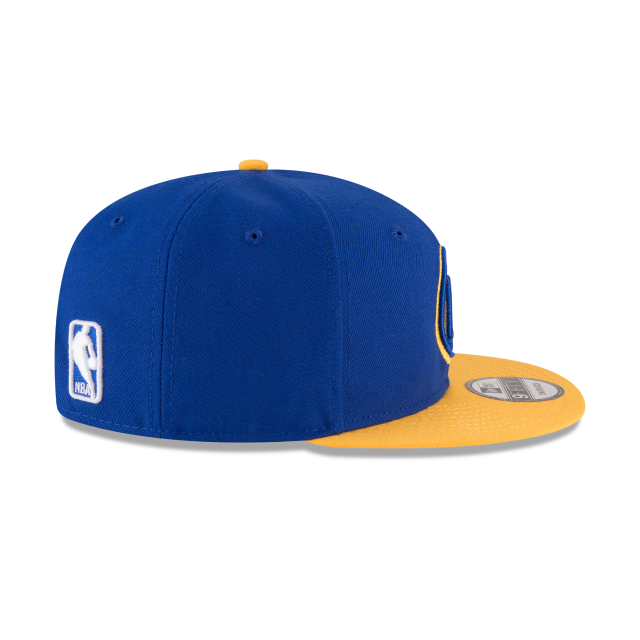 GOLDEN STATE WARRIORS 2TONE 9FIFTY SNAPBACK Right side view
