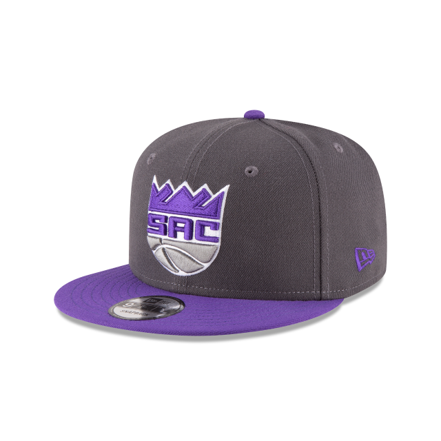 SACRAMENTO KINGS 2TONE 9FIFTY SNAPBACK 3 quarter left view
