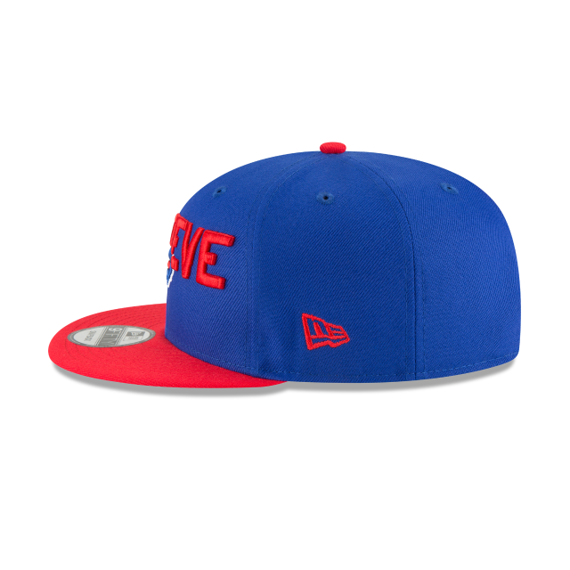 BUFFALO BILLS SPOTLIGHT 9FIFTY SNAPBACK Left side view
