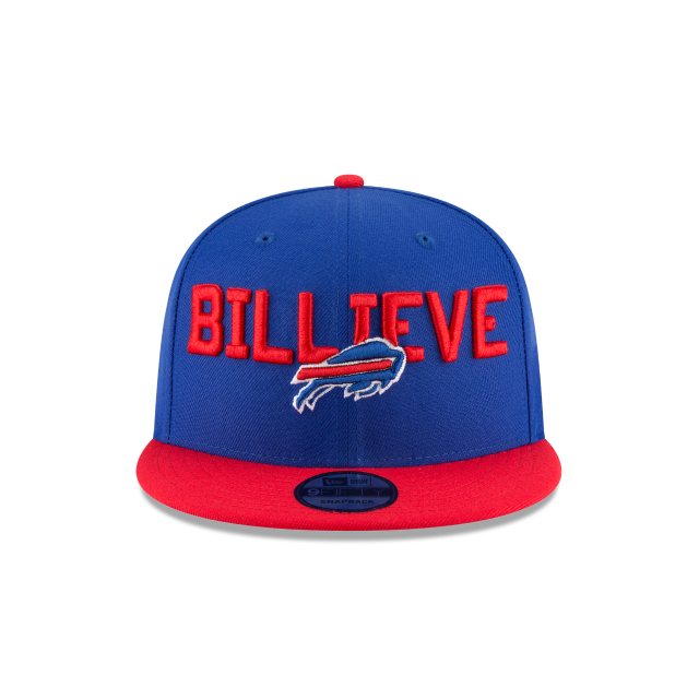 BUFFALO BILLS SPOTLIGHT 9FIFTY SNAPBACK Front view