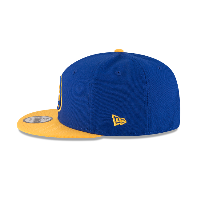 GOLDEN STATE WARRIORS 2TONE 9FIFTY SNAPBACK Left side view