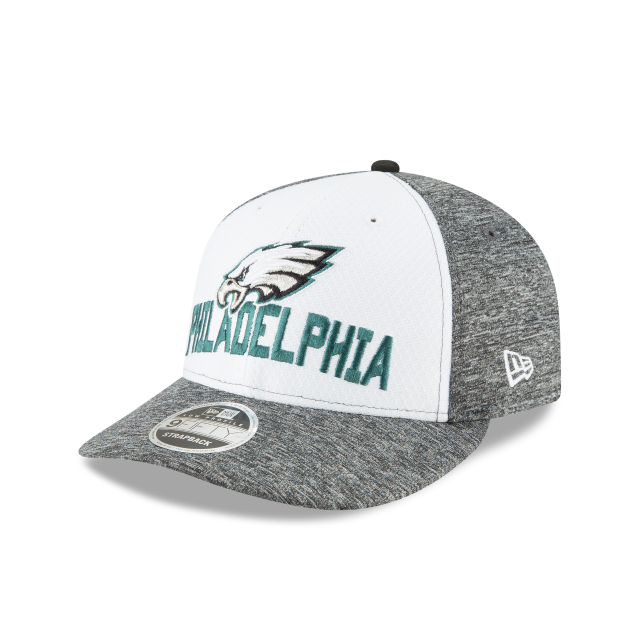 PHILADELPHIA EAGLES OPENING NIGHT LOW PROFILE 9FIFTY 3 quarter left view
