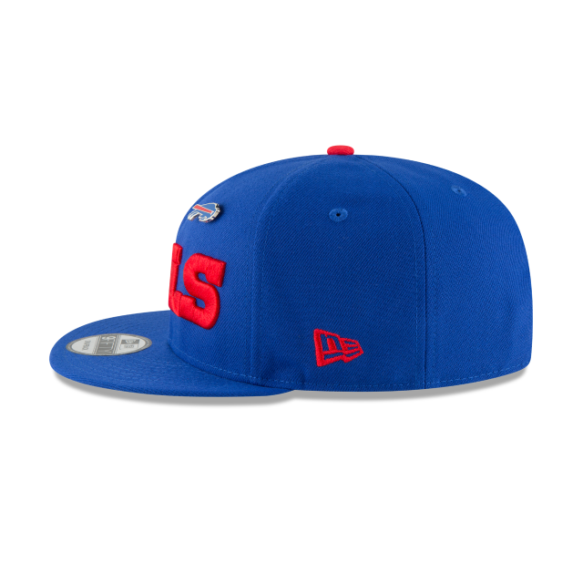 BUFFALO BILLS PINNED SNAP 9FIFTY SNAPBACK Left side view