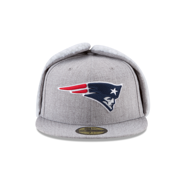 New England Patriots Dogear 59fifty Fitted