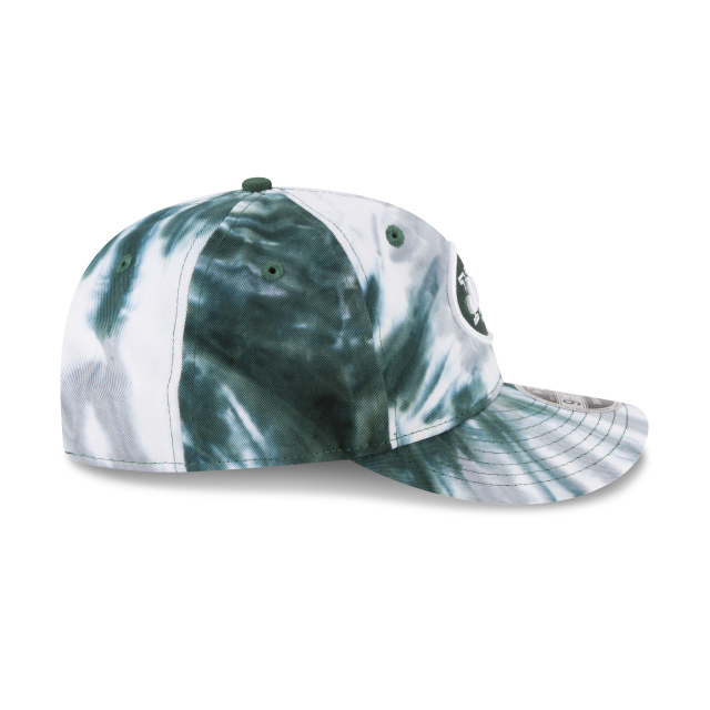 NEW YORK JETS MARBLED RETRO CROWN 9FIFTY SNAPBACK Right side view