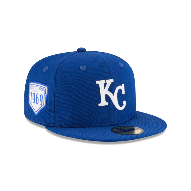 differently 41a4e 48c5f usa kansas city royals snapback hats 23472 968ec  shop kansas city royals  inaugural season 59fifty fitted 3 quarter right view d1a3f 159c9