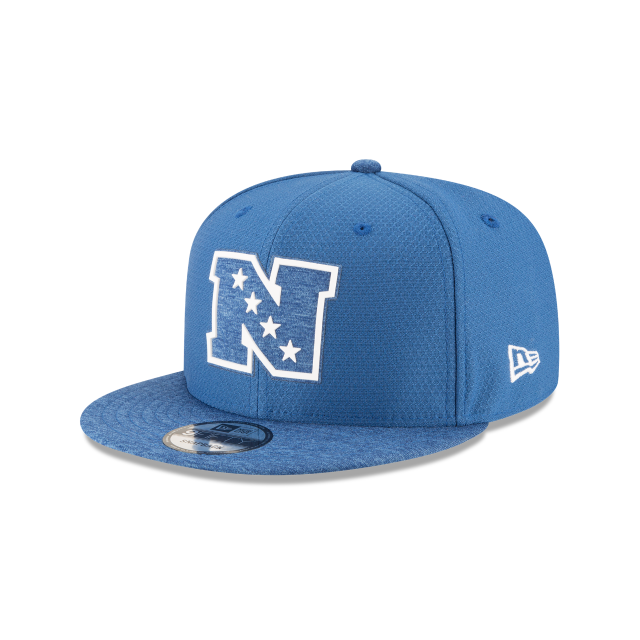 NFC PRO BOWL 9FIFTY SNAPBACK 3 quarter left view