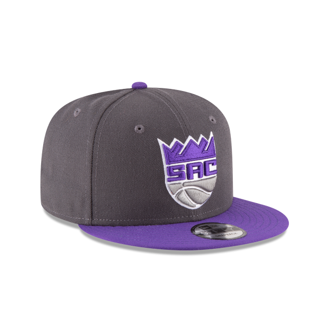 SACRAMENTO KINGS 2TONE 9FIFTY SNAPBACK 3 quarter right view