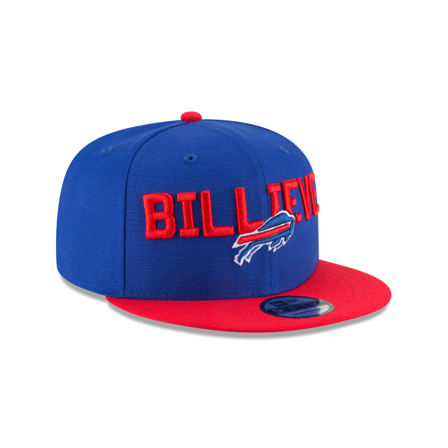 BUFFALO BILLS SPOTLIGHT 9FIFTY SNAPBACK 3 quarter right view