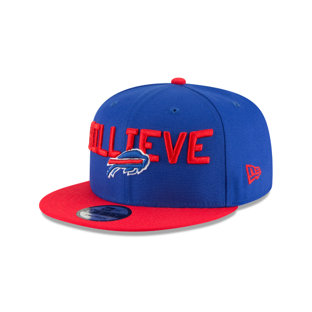BUFFALO BILLS SPOTLIGHT 9FIFTY SNAPBACK 3 quarter left view