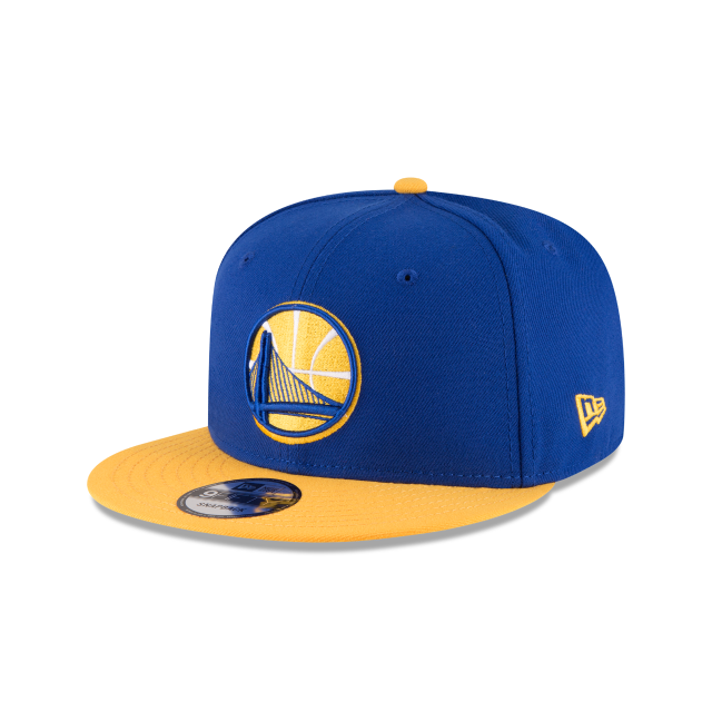 GOLDEN STATE WARRIORS 2TONE 9FIFTY SNAPBACK 3 quarter left view