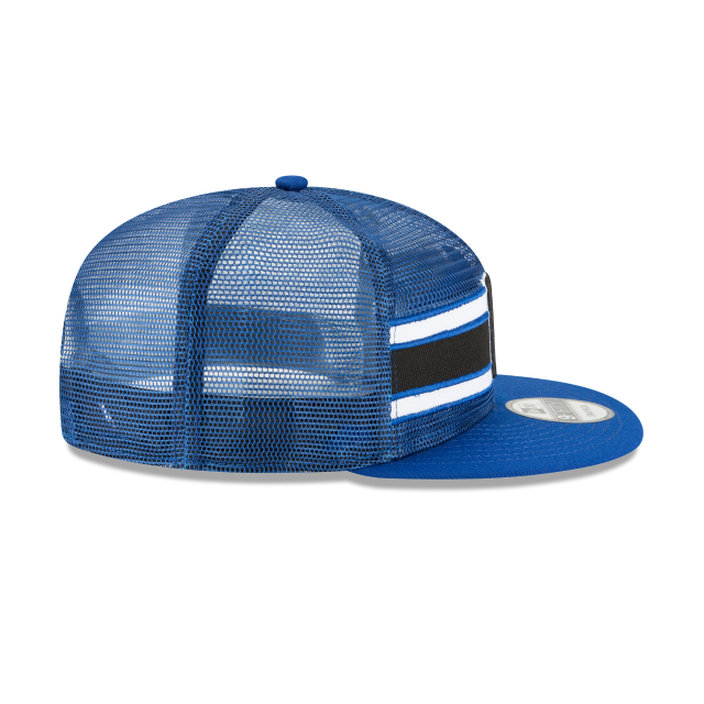 KANSAS CITY ROYALS MESH FRONTED 9FIFTY SNAPBACK Right side view