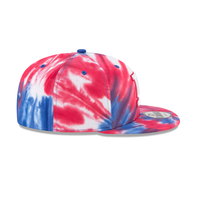 NEW YORK GIANTS MARBLED  9FIFTY SNAPBACK Right side view