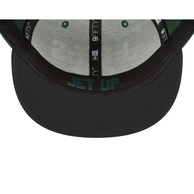 NEW YORK JETS SPOTLIGHT 9FIFTY SNAPBACK