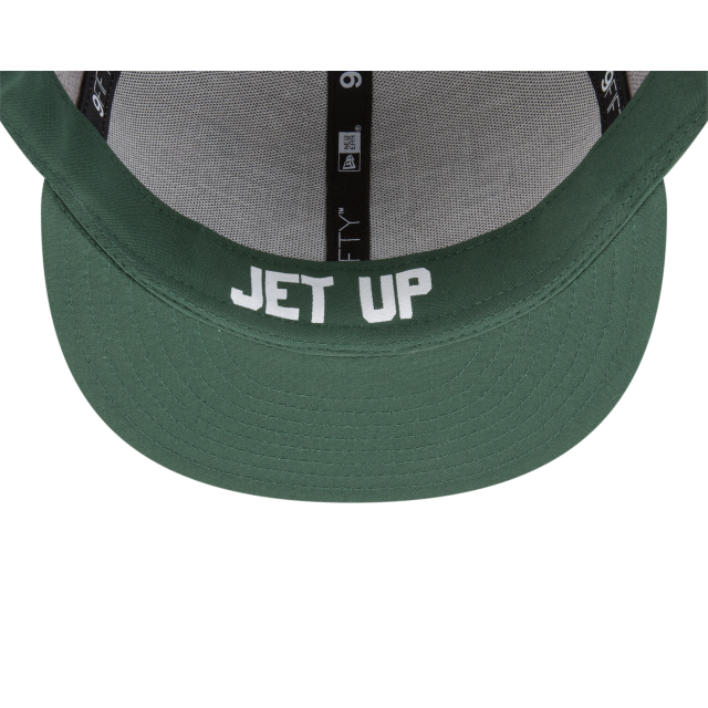 NEW YORK JETS NFL DRAFT 9FIFTY SNAPBACK