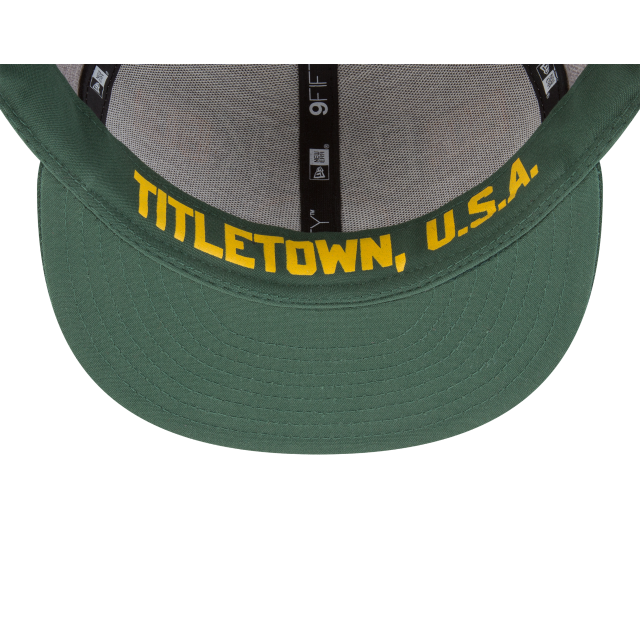 GREEN BAY PACKERS NFL DRAFT 9FIFTY SNAPBACK
