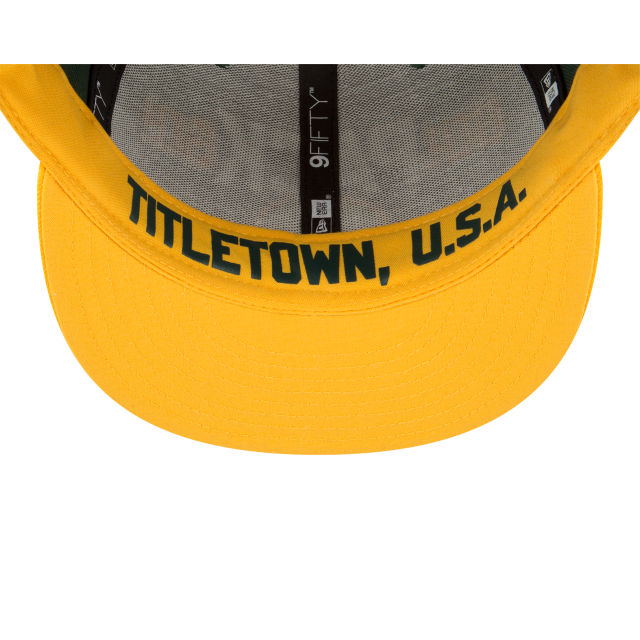 GREEN BAY PACKERS SPOTLIGHT 9FIFTY SNAPBACK