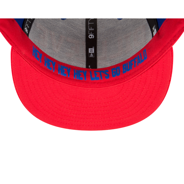 BUFFALO BILLS SPOTLIGHT 9FIFTY SNAPBACK
